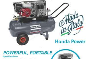 Atlas Copco Honda Powered Petrol Air Compressor 5.
