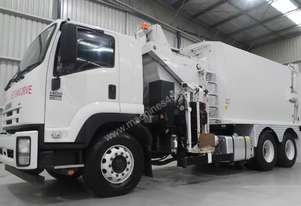 Isuzu FXY1500 Waste disposal Truck