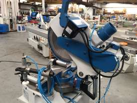 OMGA MITRE SAW MODEL T53 370 WITH PNEUMATIC CLAMPS  - picture3' - Click to enlarge