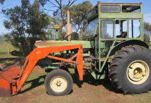 JOHN DEERE 4010-2-T WITH FRONT LOADER