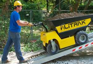 Dumper 1000Kg Capacity - Alitrak Battery Electric Tipper