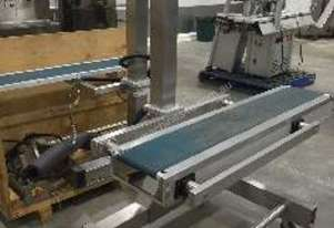 2m Long Labeller Conveyor