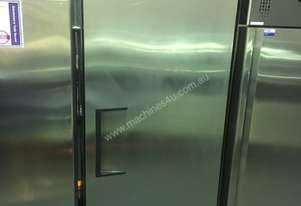 True Single Door Stainless Steel Fridge T-23