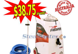 Carpet extractor Polivac Predator MKII w Pre-Heater Basic Package