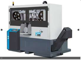 MEP Shark 350 NC 5.0 Double Column Bandsaw  - picture0' - Click to enlarge