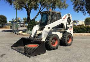BOBCAT A300 AIR CON LOW HOURS SKID STEER LOADER S/N – 904