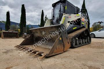 TEREX PT110G FORESTRY TRACK LOADER WITH LOW 750 HOURS AND  ALL OPTIONS