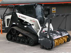 TEREX PT110G FORESTRY SKID STEER WITH ALL OPTIONS - picture0' - Click to enlarge
