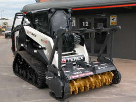 TEREX PT110G FORESTRY SKID STEER WITH ALL OPTIONS - picture1' - Click to enlarge