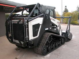 TEREX PT110G FORESTRY SKID STEER WITH ALL OPTIONS - picture2' - Click to enlarge
