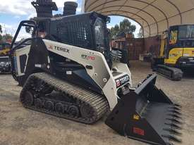 TEREX PT110G FORESTRY SKID STEER WITH ALL OPTIONS - picture9' - Click to enlarge