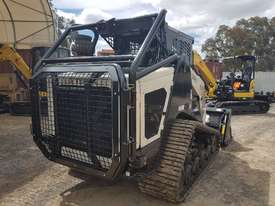 TEREX PT110G FORESTRY SKID STEER WITH ALL OPTIONS - picture15' - Click to enlarge
