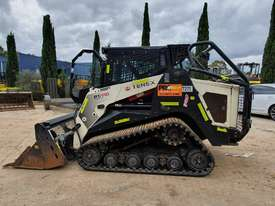 TEREX PT110G FORESTRY SKID STEER WITH LOW 633 HOURS AND  ALL OPTIONS - picture1' - Click to enlarge