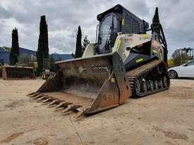 TEREX PT110G FORESTRY SKID STEER WITH LOW 633 HOURS AND  ALL OPTIONS - picture0' - Click to enlarge