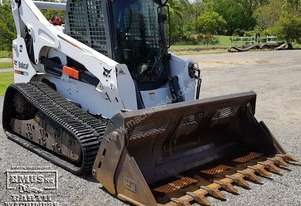 Bobcat T870, only 2000hrs, new tracks