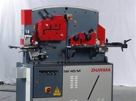 Durma Hydraulic Punch and Shear - picture6' - Click to enlarge