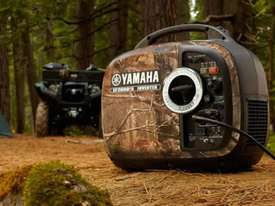 Yamaha 2000w Inverter Generator Camouflage - picture2' - Click to enlarge