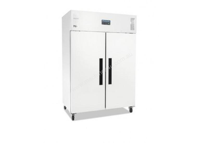 POLAR - DL898-A - Polar 2 Door Upright Fridge 1200Ltr White
