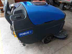 Nilfisk Alto Clark Focus II Scrubber - picture0' - Click to enlarge