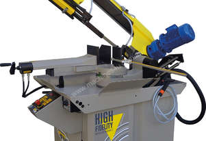 Semi-Auto Swivel Head Bandsaw 260x370mm (WxH)