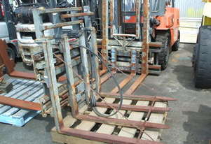 Allied Forklift Double Pallet Handler