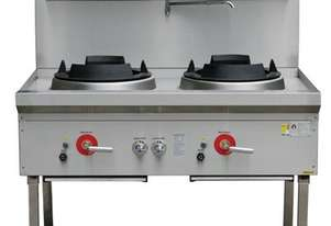 LKK LKK-2BC Waterless Wok Burners