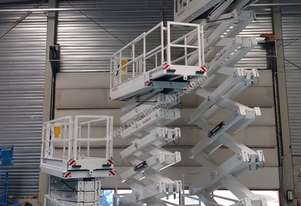 Holland   65` Scissor lifts