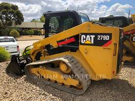 CATERPILLAR 279D Skid Steer Loaders - picture0' - Click to enlarge