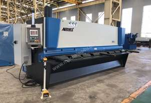 4000mm x 13mm Super Heavy Duty Variable Rake Guillotine
