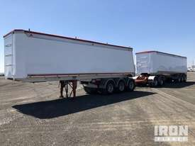 2013 Gippsland Body Builders Tri/A Road Train Combination Tipping Trailer - picture3' - Click to enlarge
