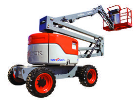 SKYJACK 460 AJ Articulating Boom. Priced from $355 per week - picture8' - Click to enlarge