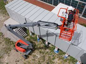 SKYJACK 460 AJ Articulating Boom. Priced from $355 per week - picture7' - Click to enlarge