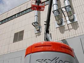 SKYJACK 460 AJ Articulating Boom. Priced from $355 per week - picture5' - Click to enlarge