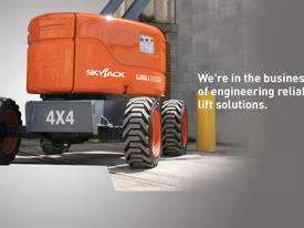 SKYJACK 460 AJ Articulating Boom. Priced from $355 per week - picture4' - Click to enlarge