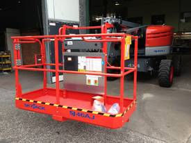 SKYJACK 460 AJ Articulating Boom. Priced from $355 per week - picture9' - Click to enlarge