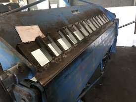 Just In - PACIFIC 2500mm x 1.6mm Manual Panbrake - picture2' - Click to enlarge