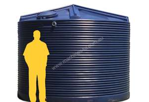 NEW COERCO 22,500LITRE CORRUGATED POLY RAIN WATER TANK/ WA / PERTH