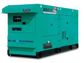 DENYO 600KVA Diesel Generator Komatsu Engine - 3 Phase - picture0' - Click to enlarge