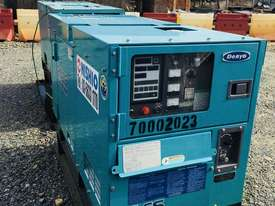 DENYO 600KVA Diesel Generator Komatsu Engine - 3 Phase - picture2' - Click to enlarge