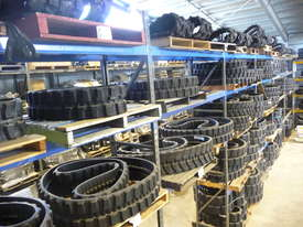 Komatsu PC10-20/PC27/PC30 Excavator Rubber Tracks - picture2' - Click to enlarge