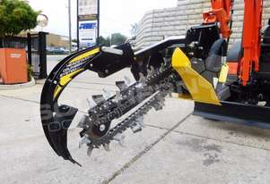 Bigfoot 900mm Excavator Trencher ATTTRENC