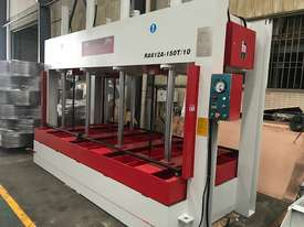 RHINO HYDRAULIC COLD PRESS HUGE 3650 X 1850MM PLATEN 150T - picture1' - Click to enlarge