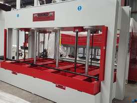 RHINO HYDRAULIC COLD PRESS HUGE 3650 X 1850MM PLATEN 150T - picture2' - Click to enlarge