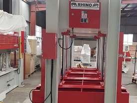 RHINO HYDRAULIC COLD PRESS HUGE 3650 X 1850MM PLATEN 150T - picture3' - Click to enlarge