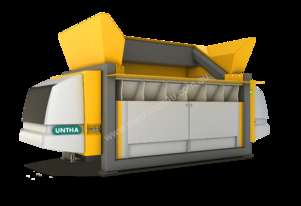 Untha RDF & Wood Chipping Shredders