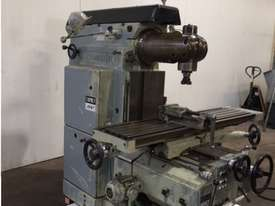 Gambia Universal Milling Machine - picture0' - Click to enlarge