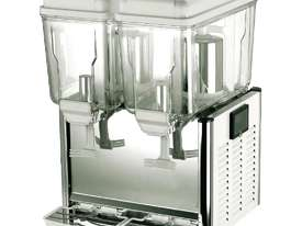 Polar CF761-A - Cold Drink Dispensers 2 x 12Ltr Grey - picture0' - Click to enlarge