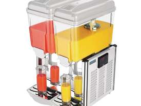 Polar CF761-A - Cold Drink Dispensers 2 x 12Ltr Grey - picture1' - Click to enlarge