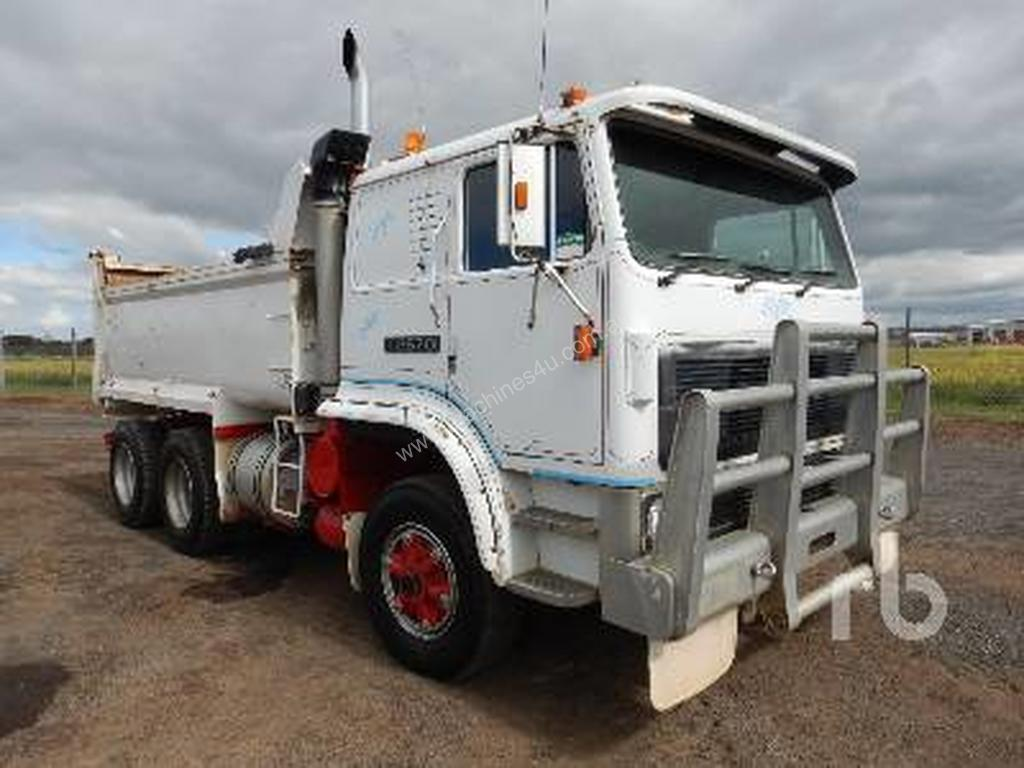 Used 1988 international T2670 Tipper Trucks in , - Listed on