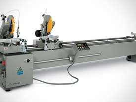 Emmegi NORMA Double Mitre Saw - picture0' - Click to enlarge